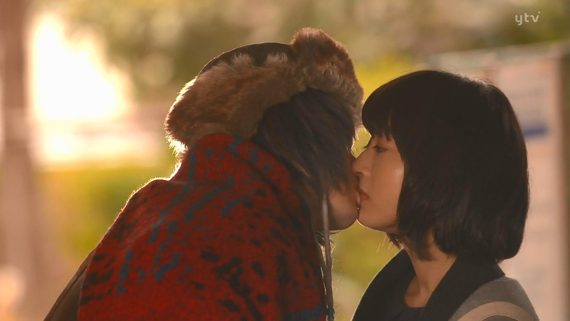 宰子第一次吻完,沒死